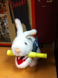 A webpage is like the Killer Rabbit. It looks cute but beware its hidden sharp pointy code teeth!