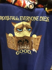 If Grumpy Cat was the Dungeon Master...