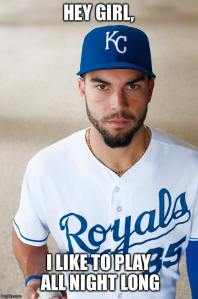 Game 1 Hosmer Meme - the 14 Innings of Craziness!